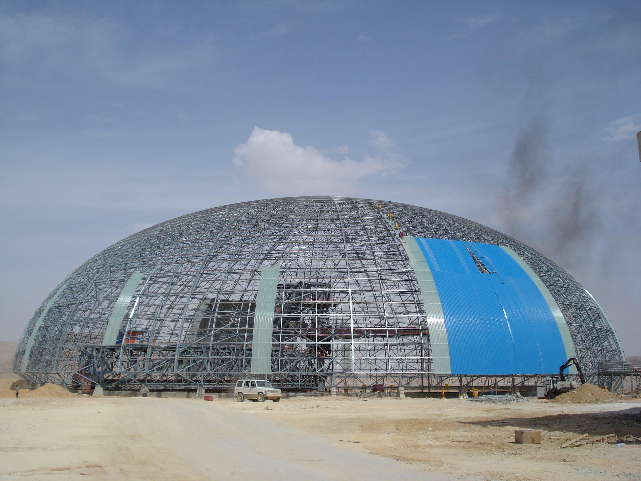 钢结构产业在未来的发展只会越来越强劲
