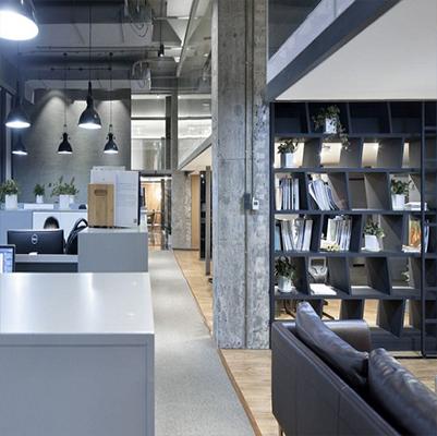 办公室设计如何融入家的氛围