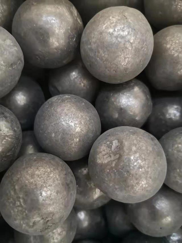 铸造高铬球