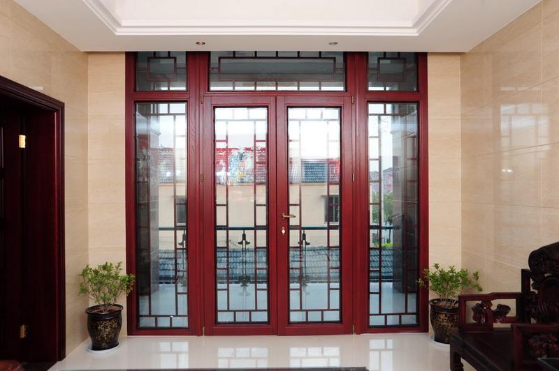 门窗,就选高端仿古新中式定制门窗