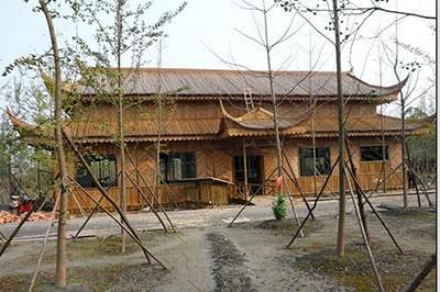 竹房子价格