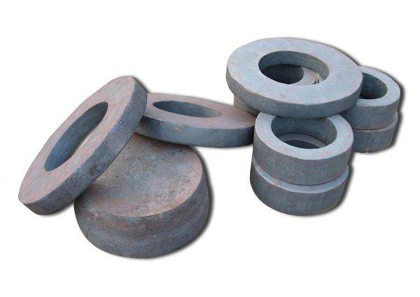 不锈钢模锻(圆柱片)