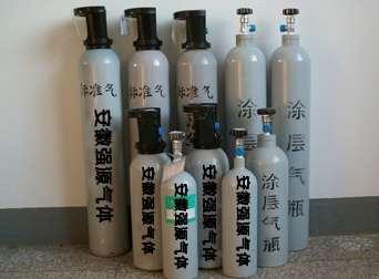 标准气体需要符合的特性