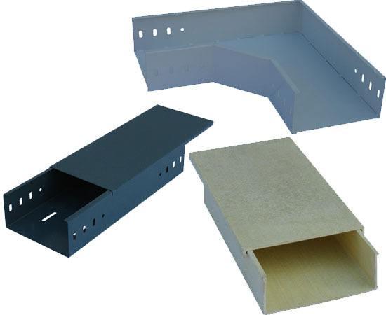 扬中槽式桥架厂商告诉你槽式桥架的品种选择