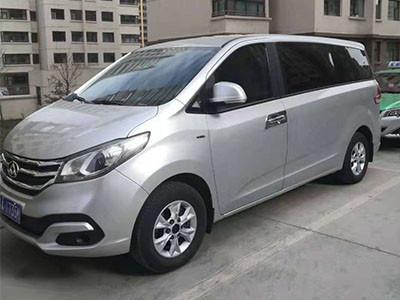 青海商务租车案例