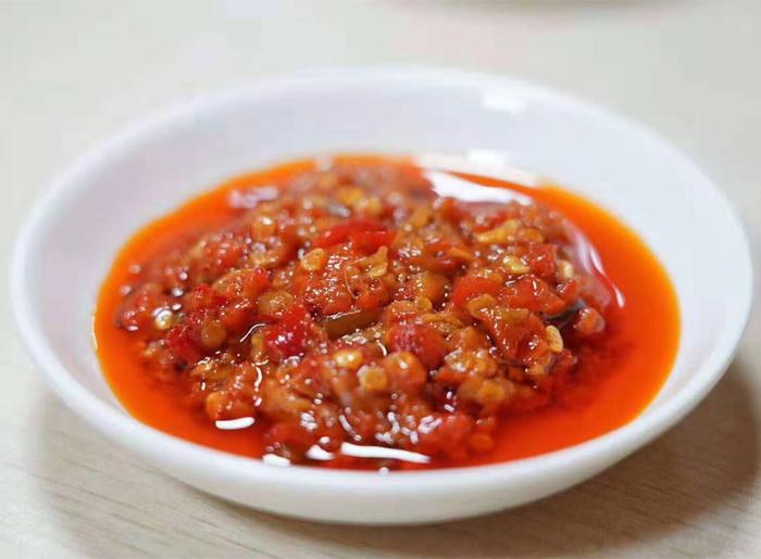 用红辣椒制作辣椒酱,建维生素C宝库