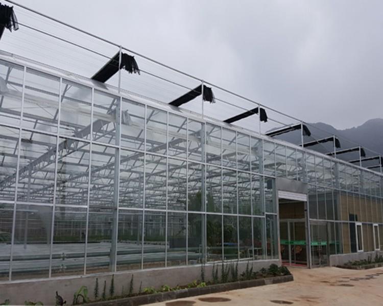 玻璃温室的配套组成部分