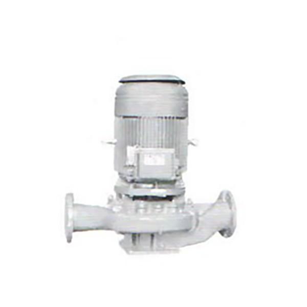 JG单级单吸管道离心泵