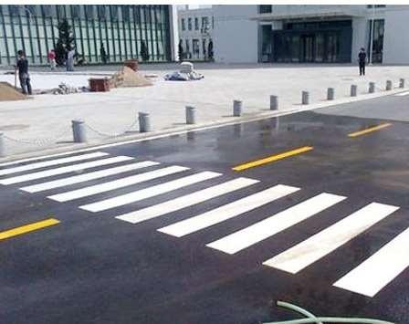为什么要进行道路标线施划