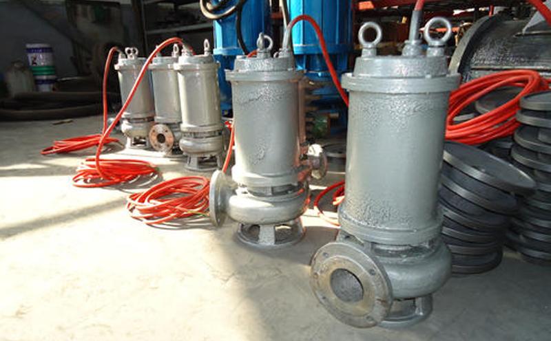 多级离心泵常见问题的检修与维护