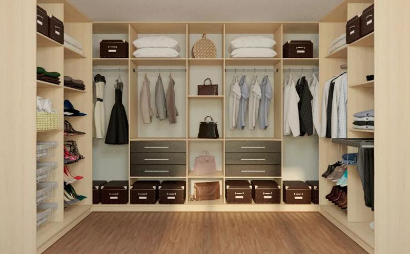 家庭整理公司教你衣橱整理的五个技巧