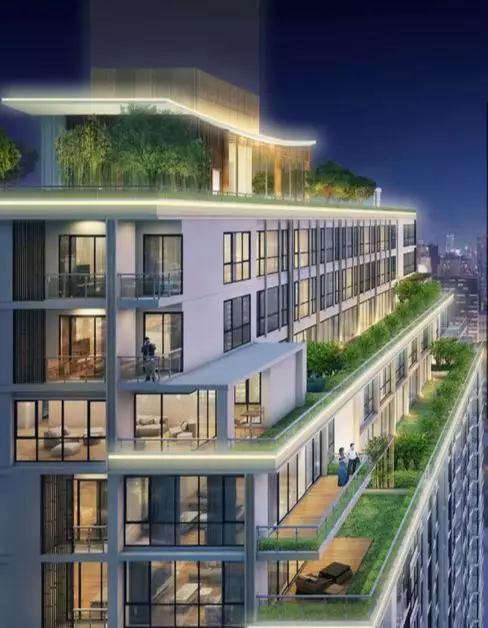 曼谷超高性价比奢华公寓一房难求!限量房源发售