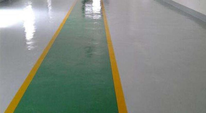 环氧地板漆施工表面处理有哪些注意事项