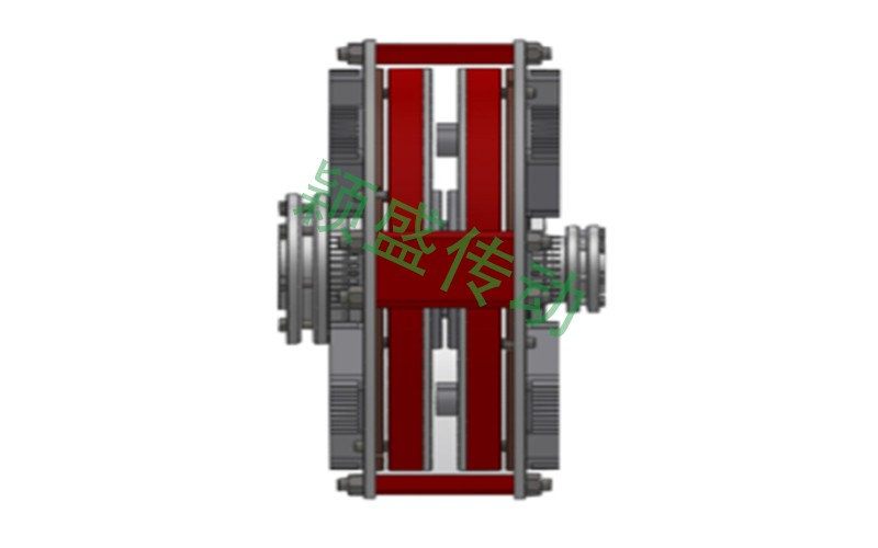 YS-OD高效节能型永磁耦合器
