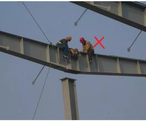 钢结构厂房施工安全防护要点