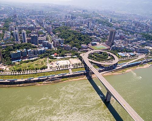 重庆北碚大桥
