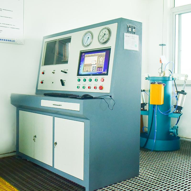 全自动水压测试系统