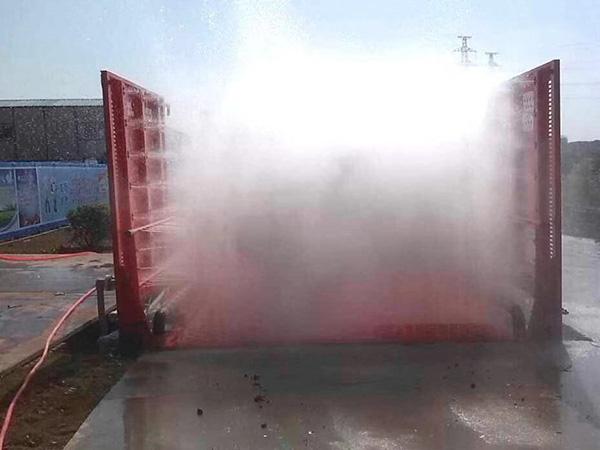 大中型车辆运输洗轮机机油使用量