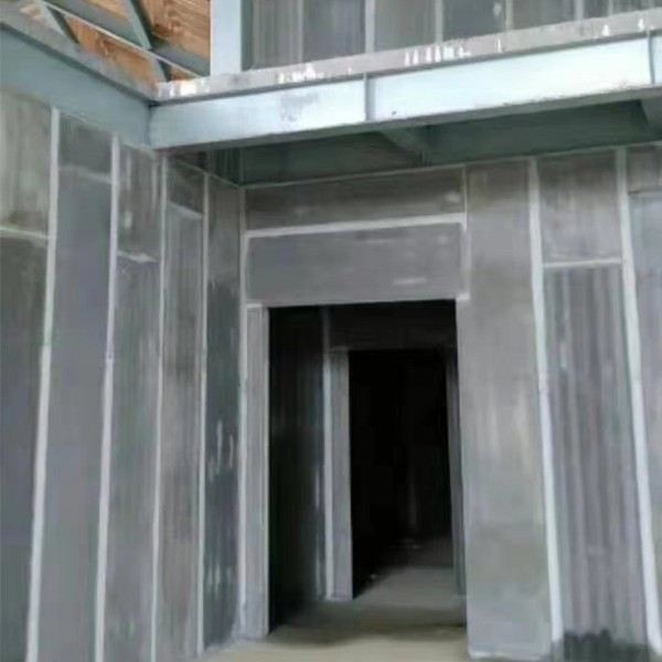 新型轻质隔板相比传统墙材各方面的优势