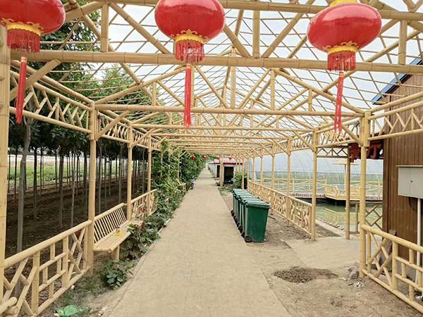 淮安防腐竹建筑
