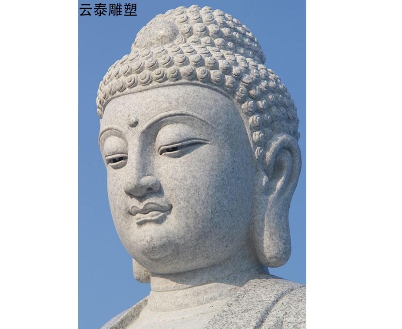 寺庙佛像雕塑