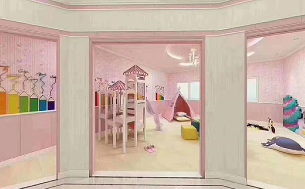 成功案列—-幼儿园工装