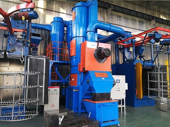 环保湿式除尘器SWDC-100