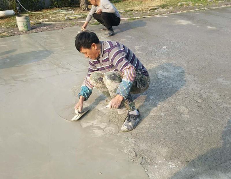 材料老化脱落导致水泥混凝土路面不平破损如何处理?