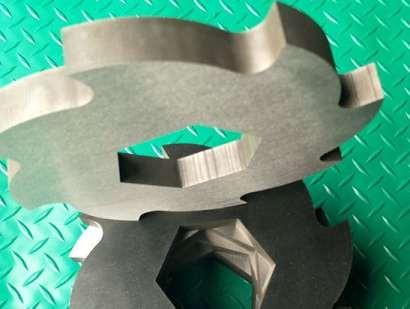 撕碎機刀片要具有哪些性能才能開闊市場