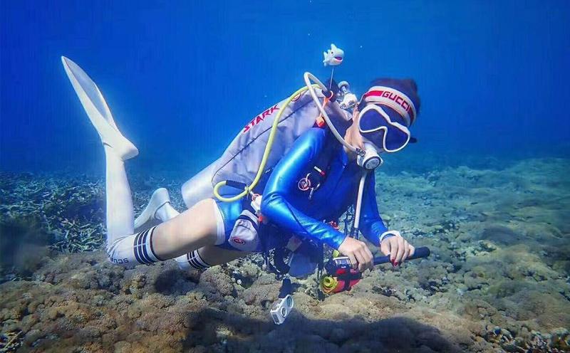 """""""我要成为潜水员""""——不能拒绝的十大理由"""