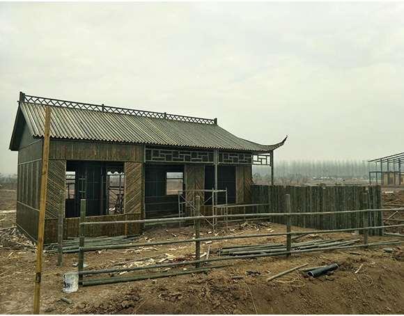你知道竹房子的选材过程吗