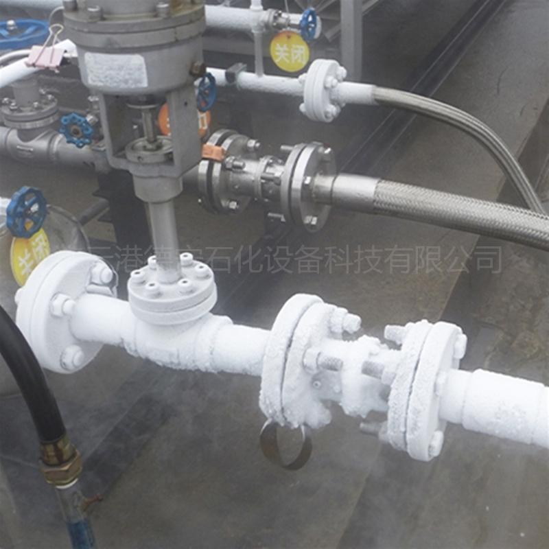 液氧低温拉断阀生产厂家