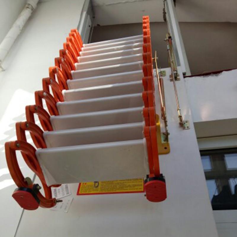 阁楼升降楼梯