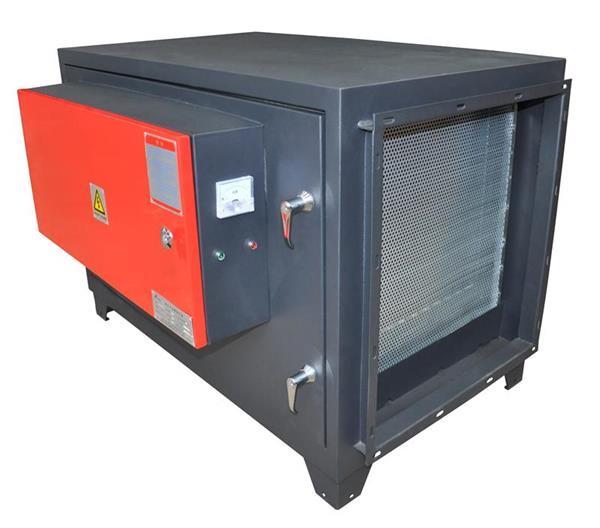 HPF-JD型静电式油烟净化器