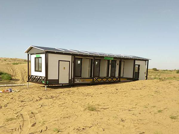 恩格贝沙漠景区项目