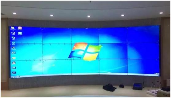 呼和浩特LCD拼接幕显示系统环境设计及要求