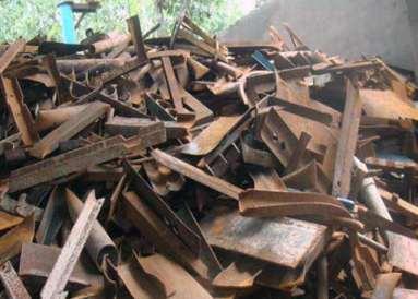 分析废铁回收出现的实际情况