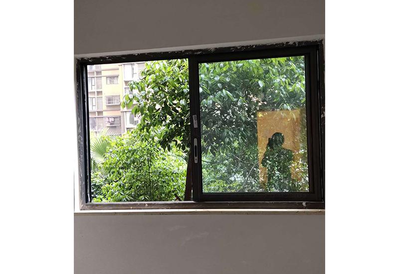 雅安推拉窗案例