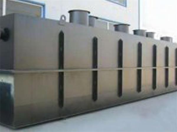 一体式污水处理设备工程案例