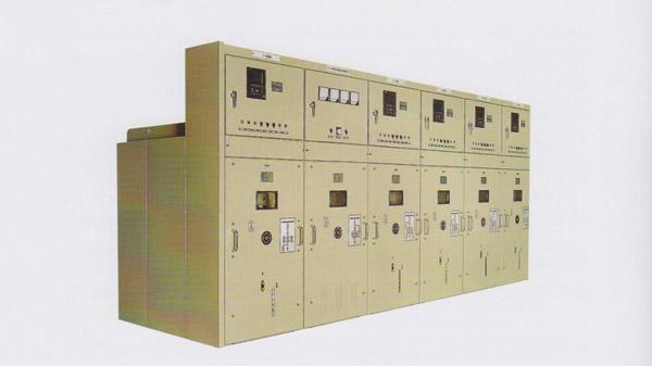 KYN-12户内交流金属铠装移开式电气设备