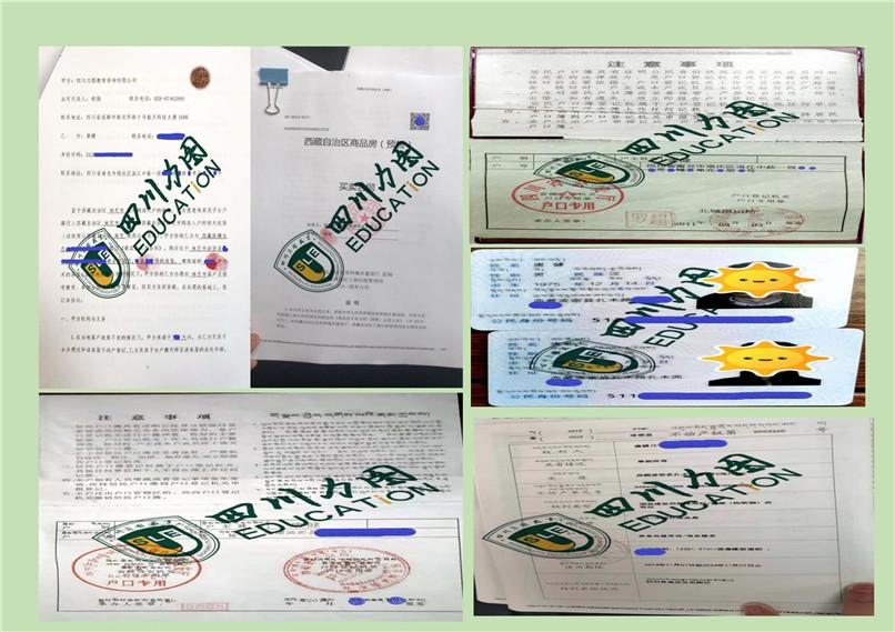西藏买房落户案例五