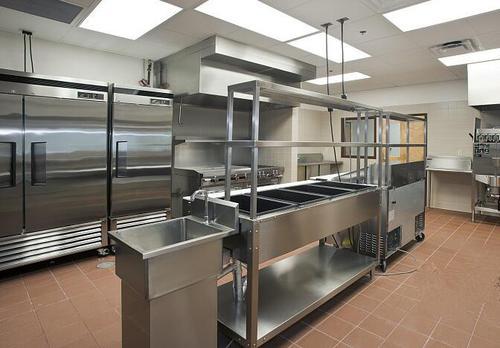 商用厨房排烟系统自然通风设计方案必须注意什么?