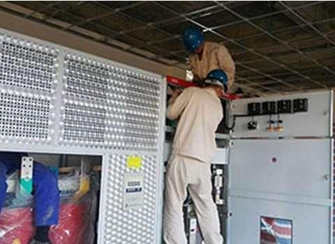 水电工程承包的一些处理事项说明