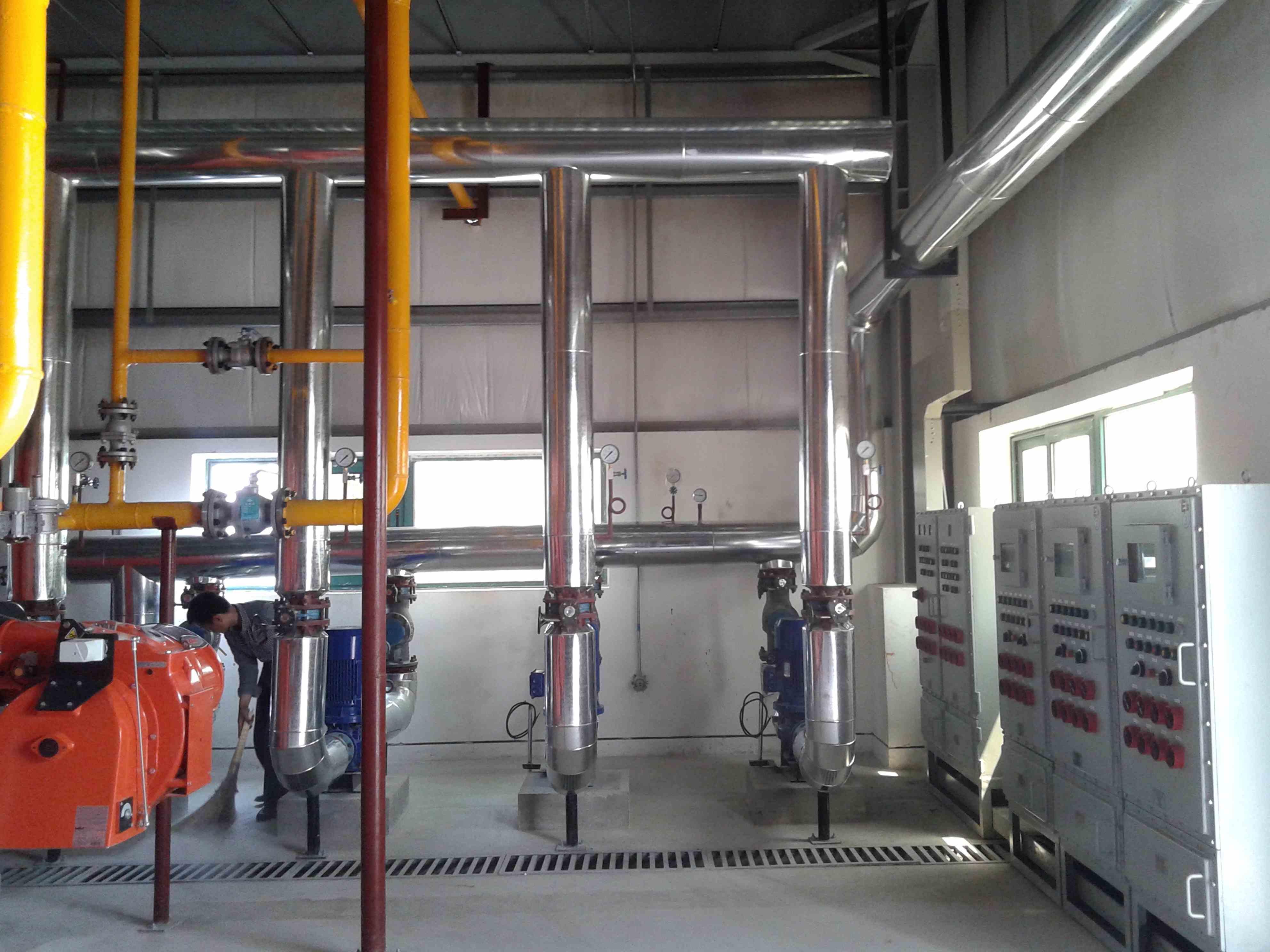 锅炉维修工安全技术规定以及检修前的准备