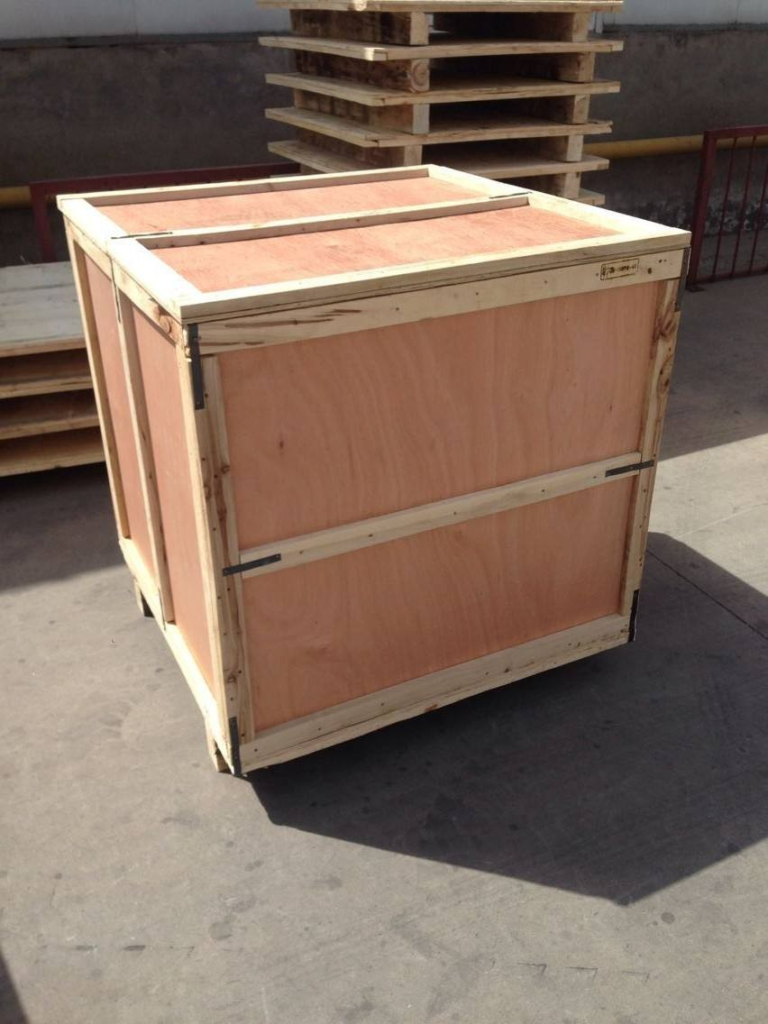 木包装箱厂家悬浮式防震包装法