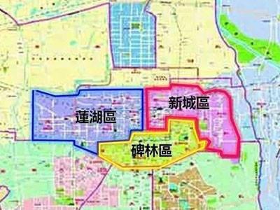 福州行政区域界线测绘