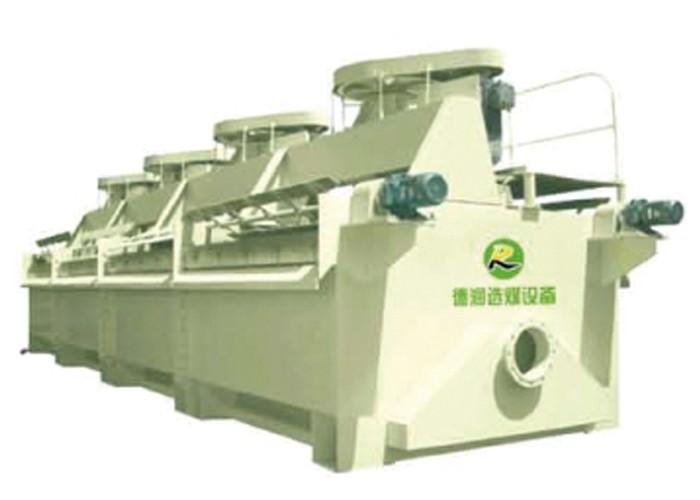 德润选煤设备浮选机搅拌过程对浮选过程的影响