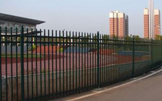 校園圍欄柵欄