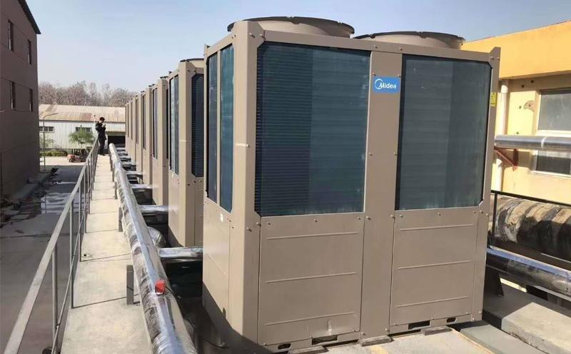 大型商用中央空调维修保养的十点要求