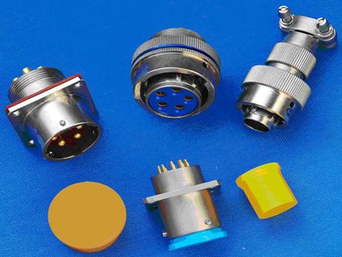XCG(Y55G)焊接式系列特种军用圆形航空插头、电连接器、接插件